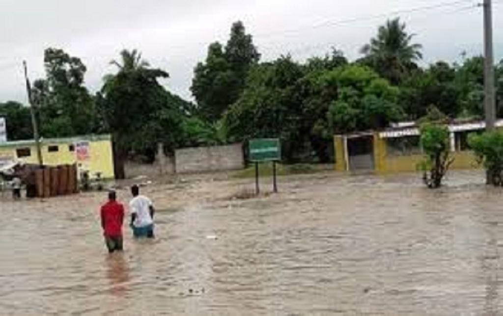 La pluie d'hier fait des dégâts dans les quartiers Fofoméré, Ansoumaniyah et Keitayah.