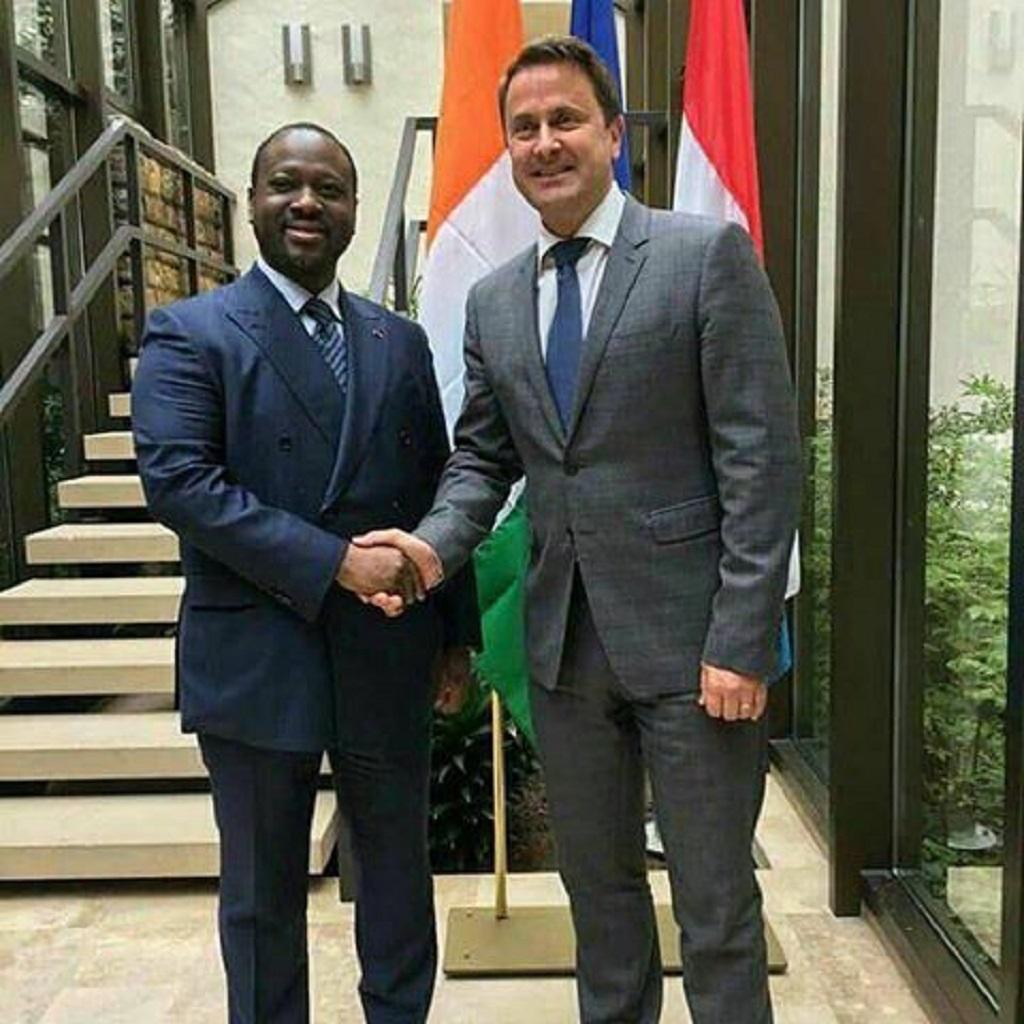Guillaume Soro élu 1er vice-président de l'assemblée parlementaire de la francophonie. (Par Ibrahima Diallo)