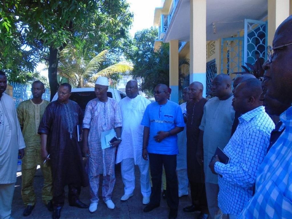 Les autorités de la ville de Conakry confirment la tenue du meeting de l'opposition, le 16 juillet 2017 à Kaloum