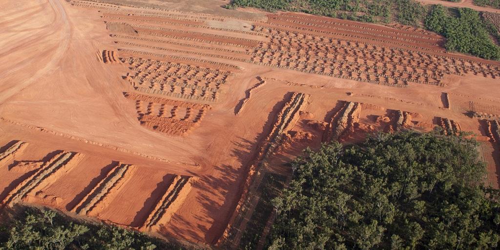 Kindia : le fleuve Samou pollué par la Compagnie des Bauxites de Kindia