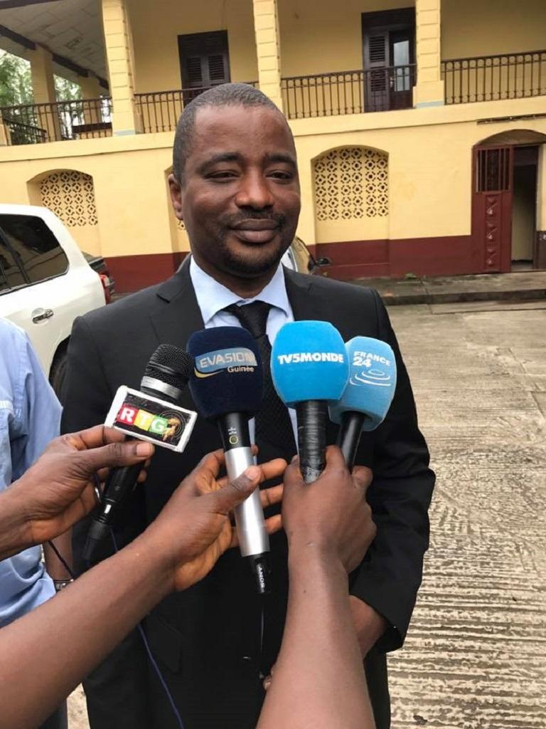 Affaire 28 septembre 2009: Tibou Kamara témoigne devant les juges…