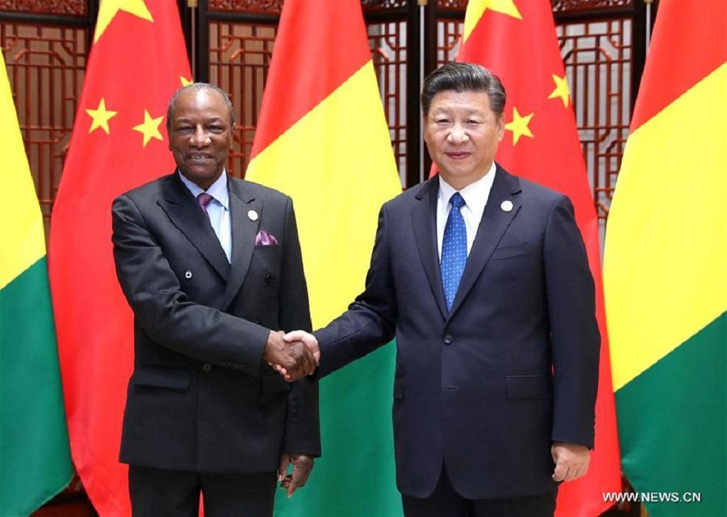 (BRICS) Xi Jinping : la coopération Chine-Guinée est en plein essor