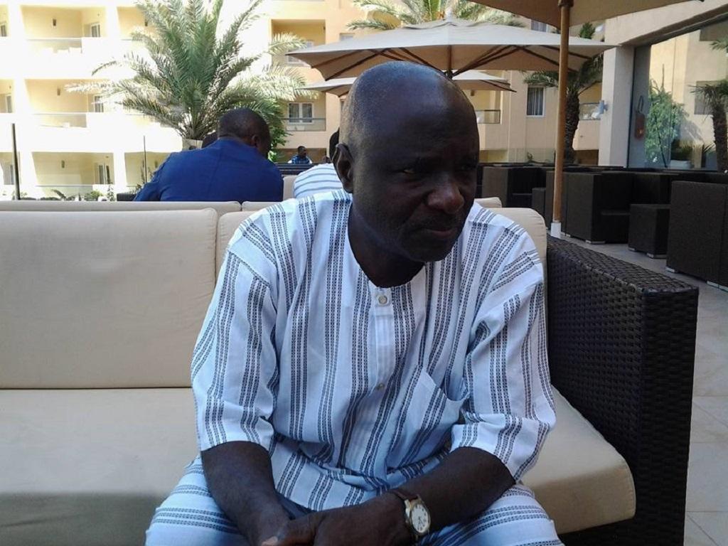 Amadou Diouldé Diallo, journaliste : ''Moi je dis, nous avons besoin d'un entraineur de haut niveau''