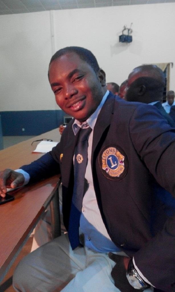 Interview : ''la jeunesse Guinéenne n'acceptera pas un troisième mandat'', dixit Alseny Sylla
