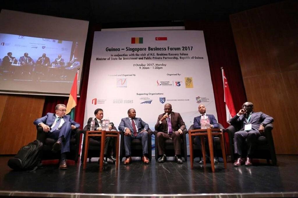 Forum d'Affaires Guinée – Singapour