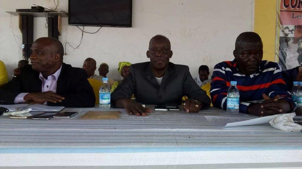 ''Notre pays démocratique ne peut et ne doit tolérer la création, en aucun cas, de milices d'autodéfense'', dixit Mohamed Diané