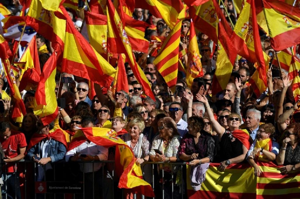 Ferme soutien du Maroc à l'Espagne quant à son unité nationale.
