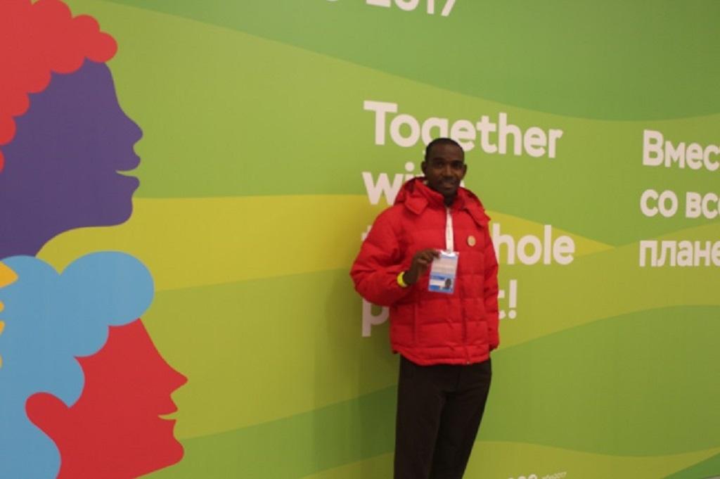 Moscou : Le point focal du festival mondial des jeunes en Guinée s'exprime