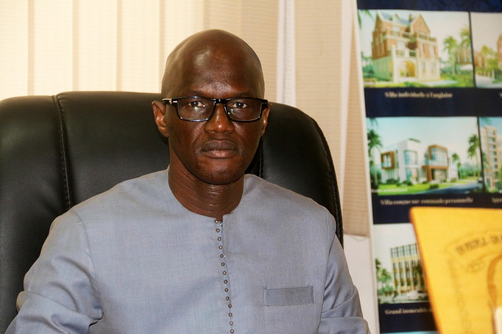''Les déguerpissements se feront et tous les sites que vous évoquez seront récupérés et sécurisés'', dixit Ibrahima Kourouma, ministre de la Ville et de l'Aménagement du Territoire
