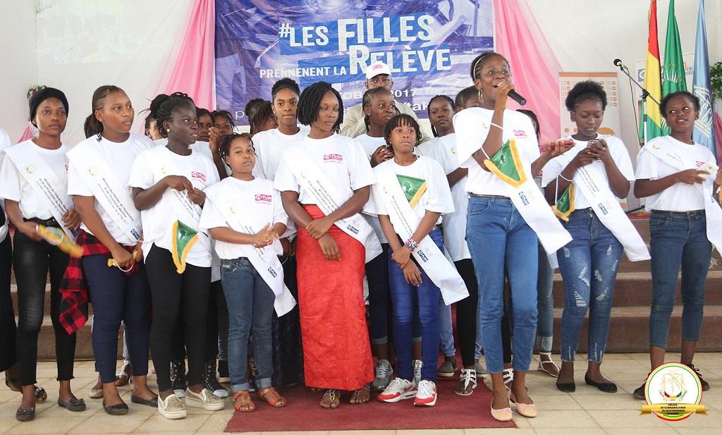 Journée Internationale de la jeune Fille : Gouvernement et partenaires s'engagent à investir dans l'éducation des filles.