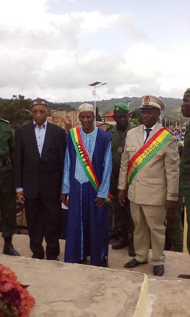 Koubia: l'an 59 de l'indépendance nationale célébré avec faste