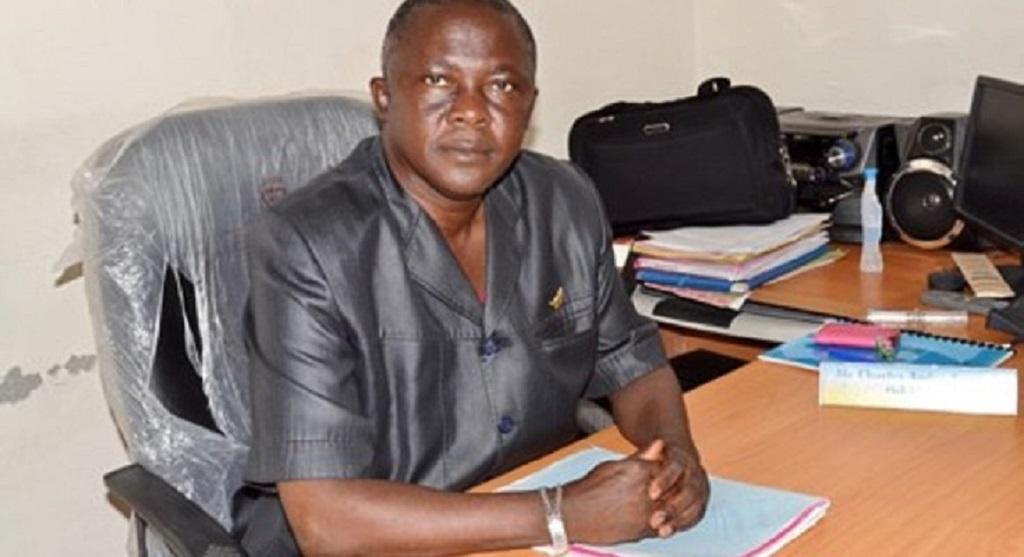 Le Commissaire Charles André Soumah accuse le nouveau président d'exclusion et de favoritisme
