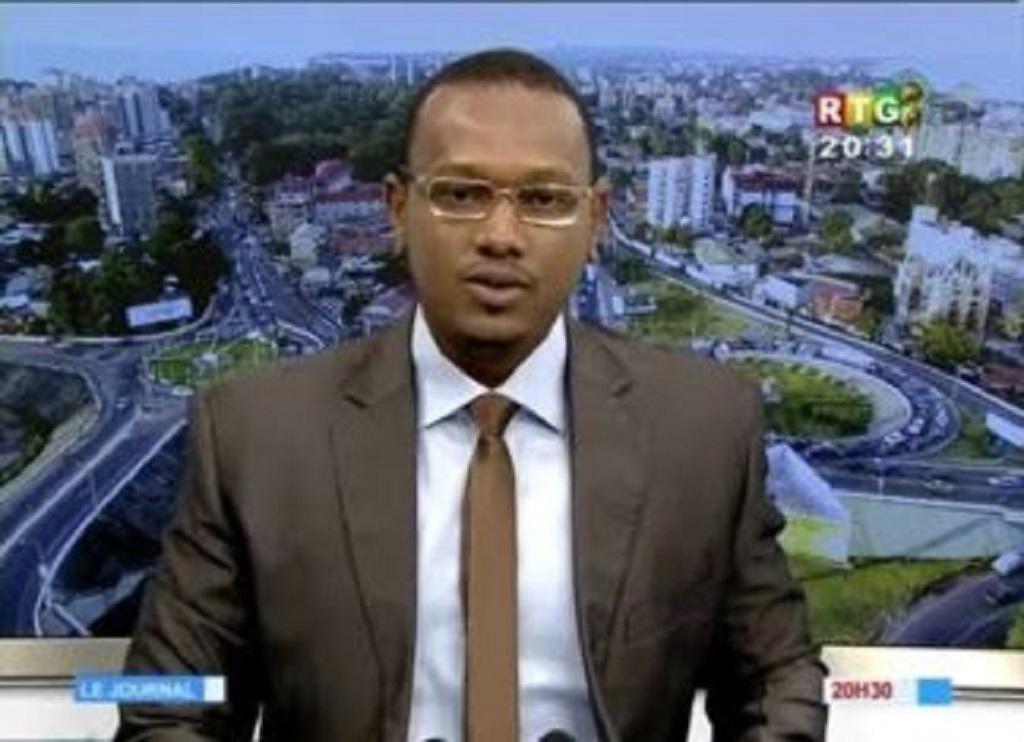 Le JT de la RTG Koloma du 12/10/2017
