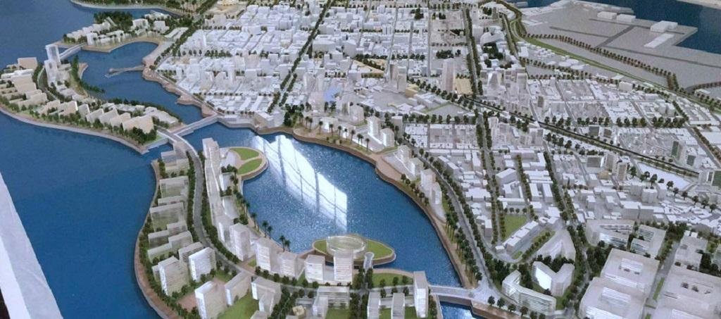 Schéma directeur de la ville de Conakry et les îles de Loos vision 2040