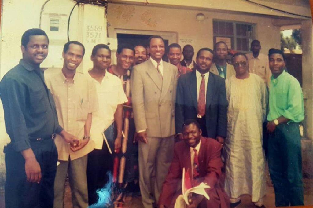 Entre Alpha Condé et Tibou Kamara, toute une histoire !