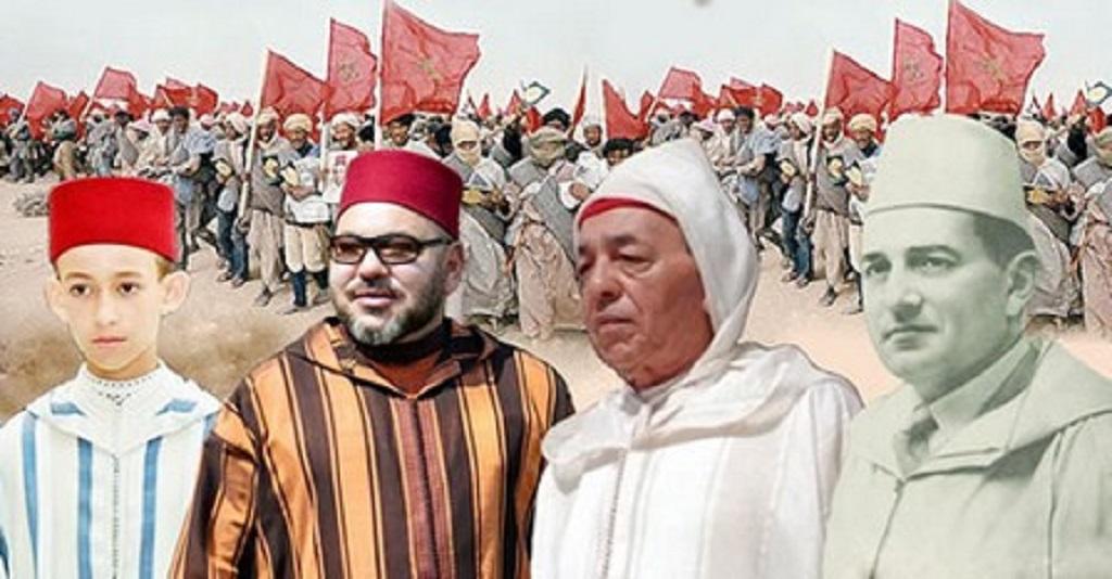6 Novembre, date anniversaire de la glorieuse Marche Verte et illustration parfaite de la détermination du Roi et de Son Peuple à défendre le Sahara marocain.