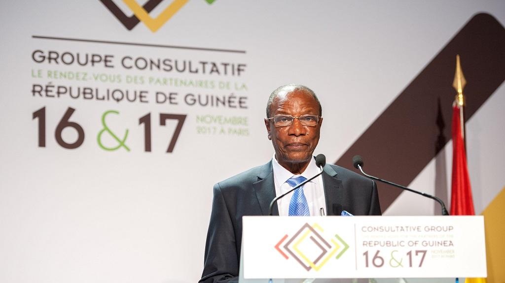 Clôture du groupe consultatif de la république de Guinée: un immense succès avec plus de 21 milliards de dollars levés