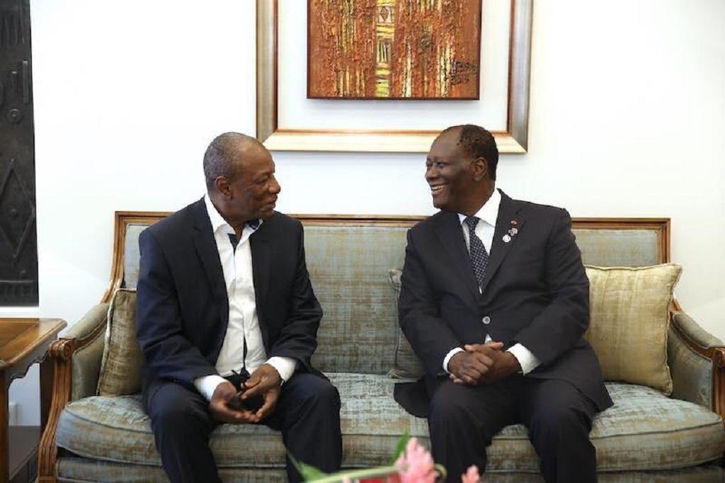 Ouverture du 5e sommet Europe-Afrique à Abidjan en présence du président Alpha Condé