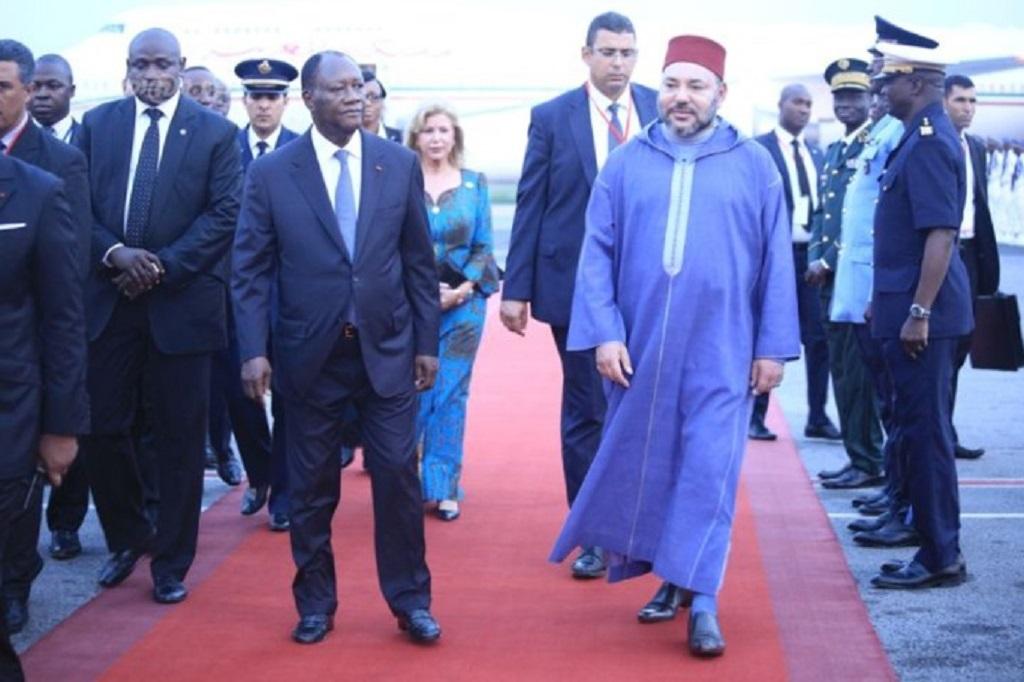 Une 5ème visite officielle à Abidjan du Roi du Maroc, nouveau témoignage de l'excellence des relations maroco-ivoiriennes