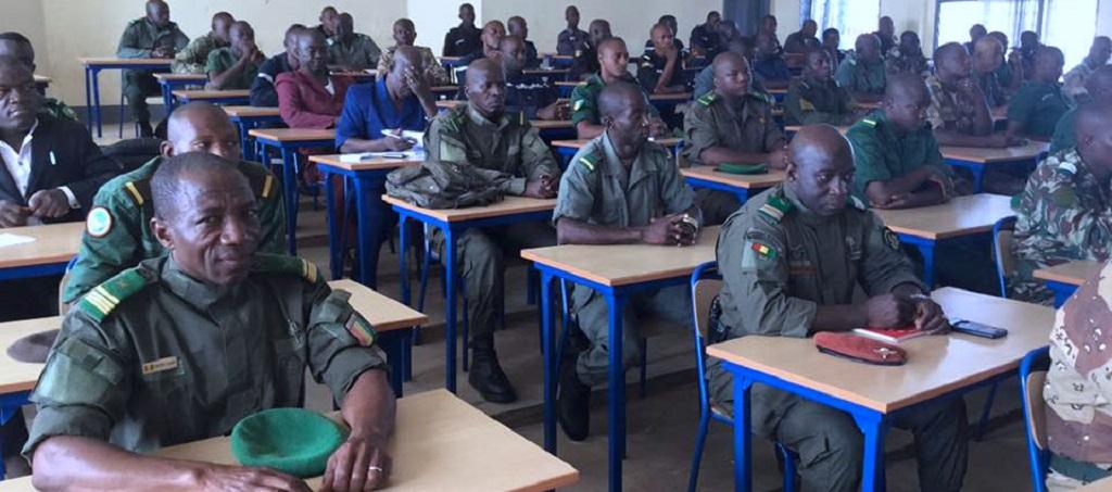 Ouverture ce mardi à Faranah de l'atelier de vulgarisation et d'appropriation de la loi portant maintien de l'ordre public en Guinée