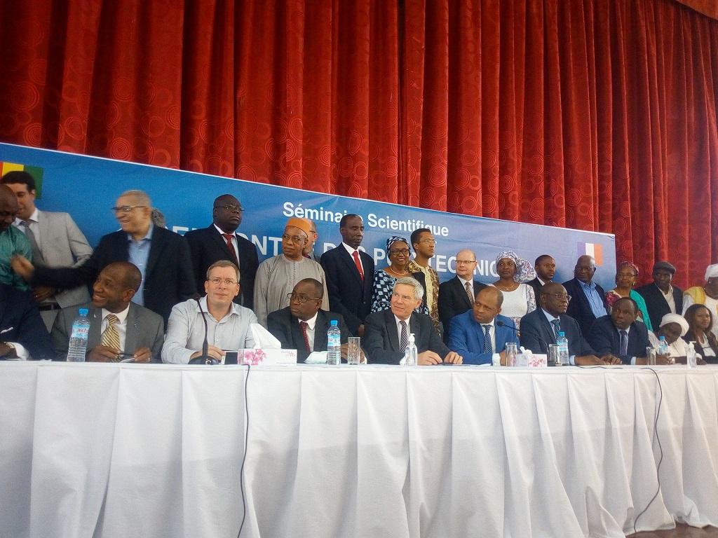 Guinée : Alliance entre l'école polytechnique de paris l'X et l'université Gamal Abdel Nasser de Conakry UGANC