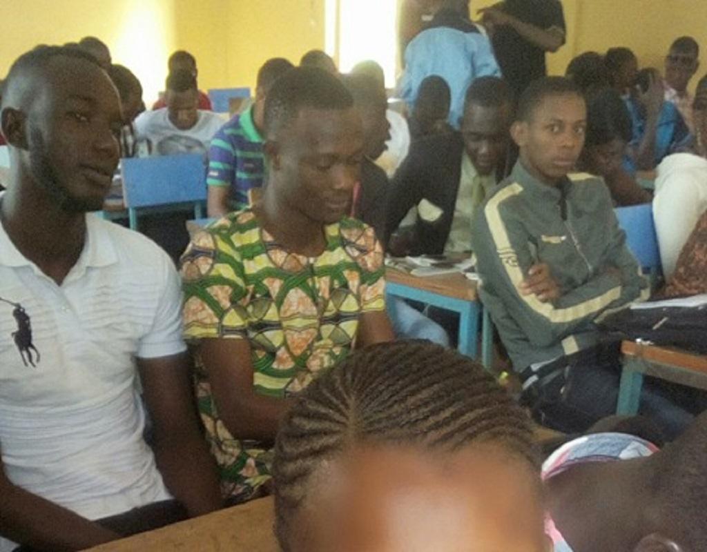 Fait de société : la vie étudiante à Foulayah (Kindia)