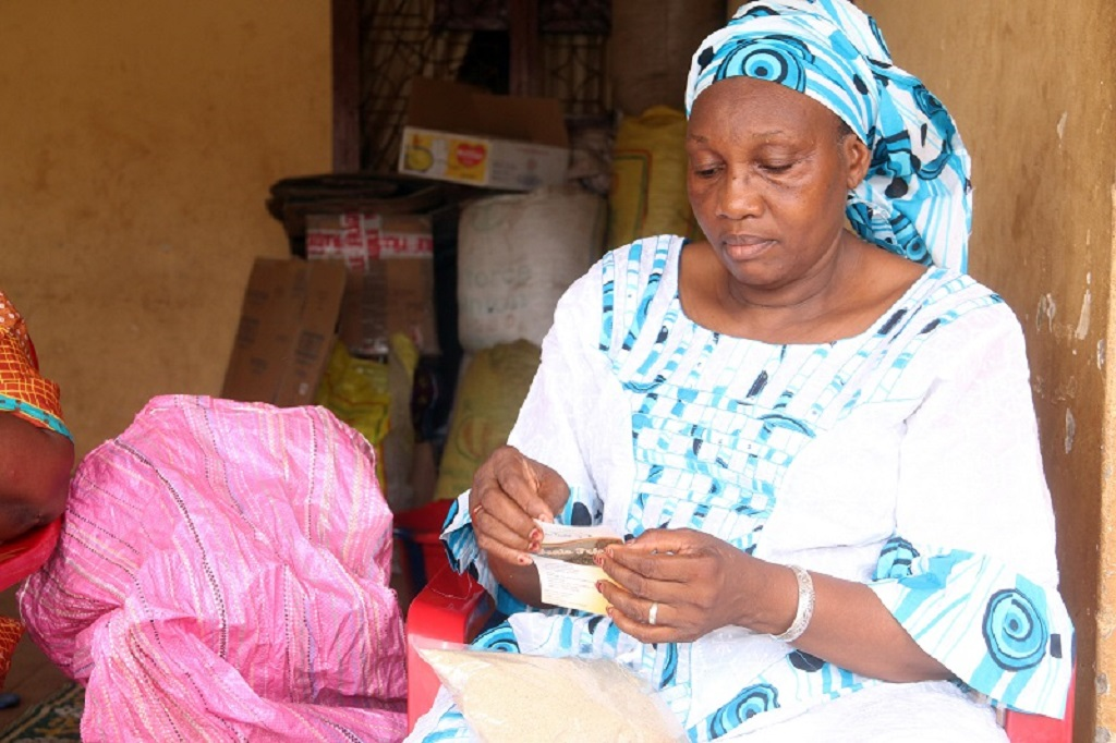 FEMMES D'ICI ET D'AILLEURS : Madame Diakagbè KABA, »la Guinéenne des Terroirs»