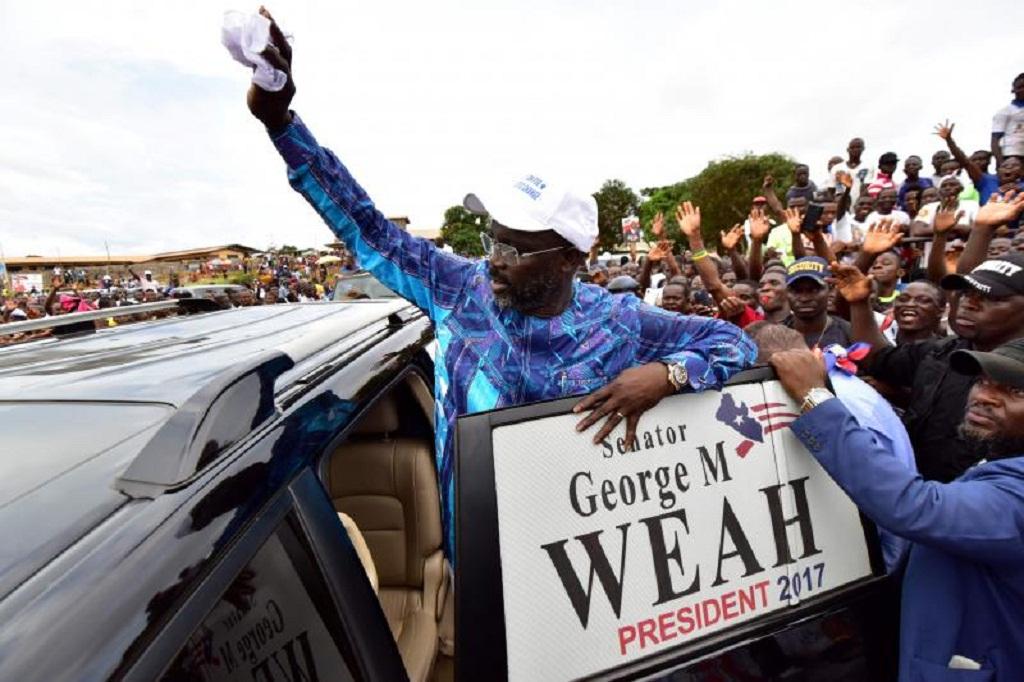 Georges Weah, président du Liberia (Par Ibrahima Diallo)