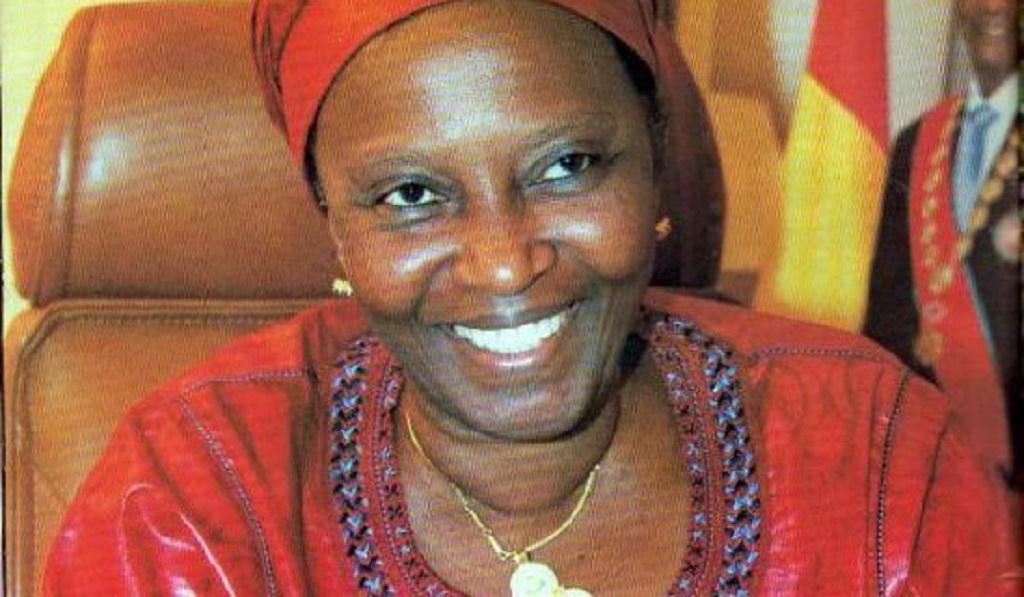 Le scandale financier de MAMA SOGUIPAH avant sa nomination à la tête du Ministère de l'agriculture .