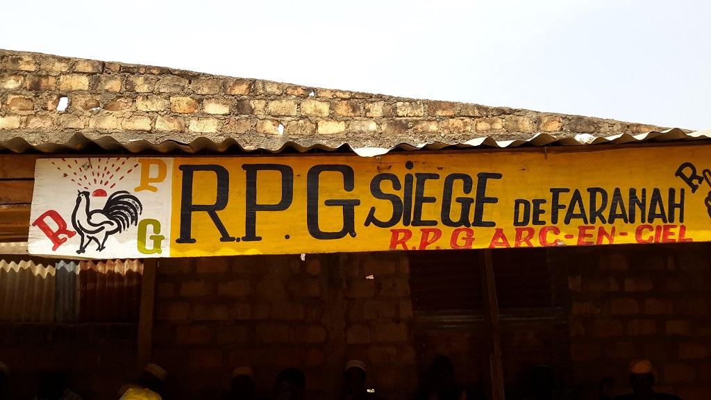 Les coordinateurs des Sections RPG/Arc-en-ciel de Faranah désavoués par la jeunesse du parti