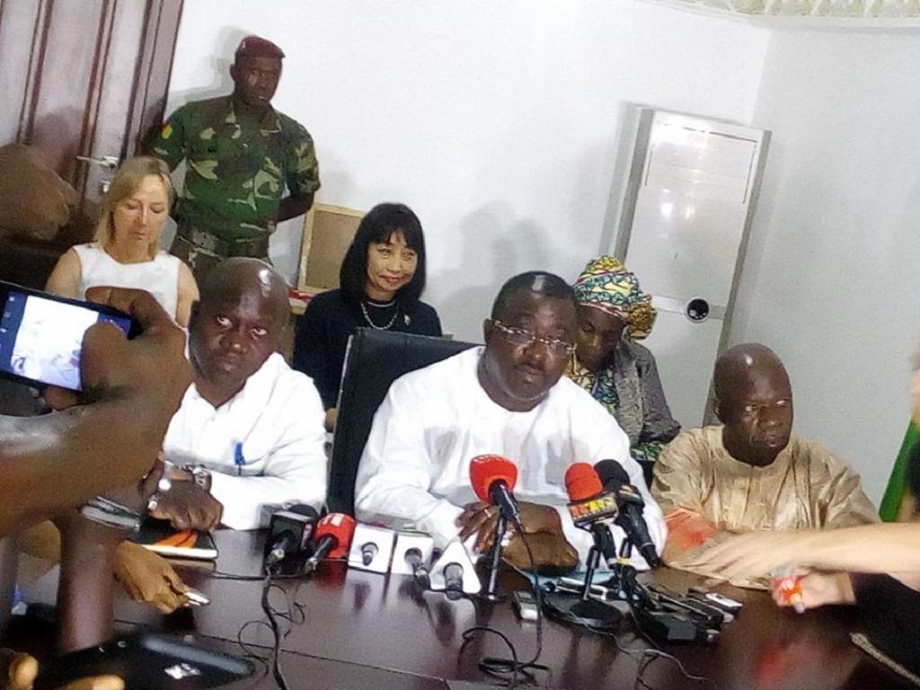 Communales 2018 en Guinée: ce vendredi, les premiers résultats…