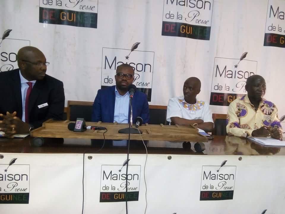 Conférence de presse de l'UPLG: Ibrahim Koné appelle à la «sérénité»