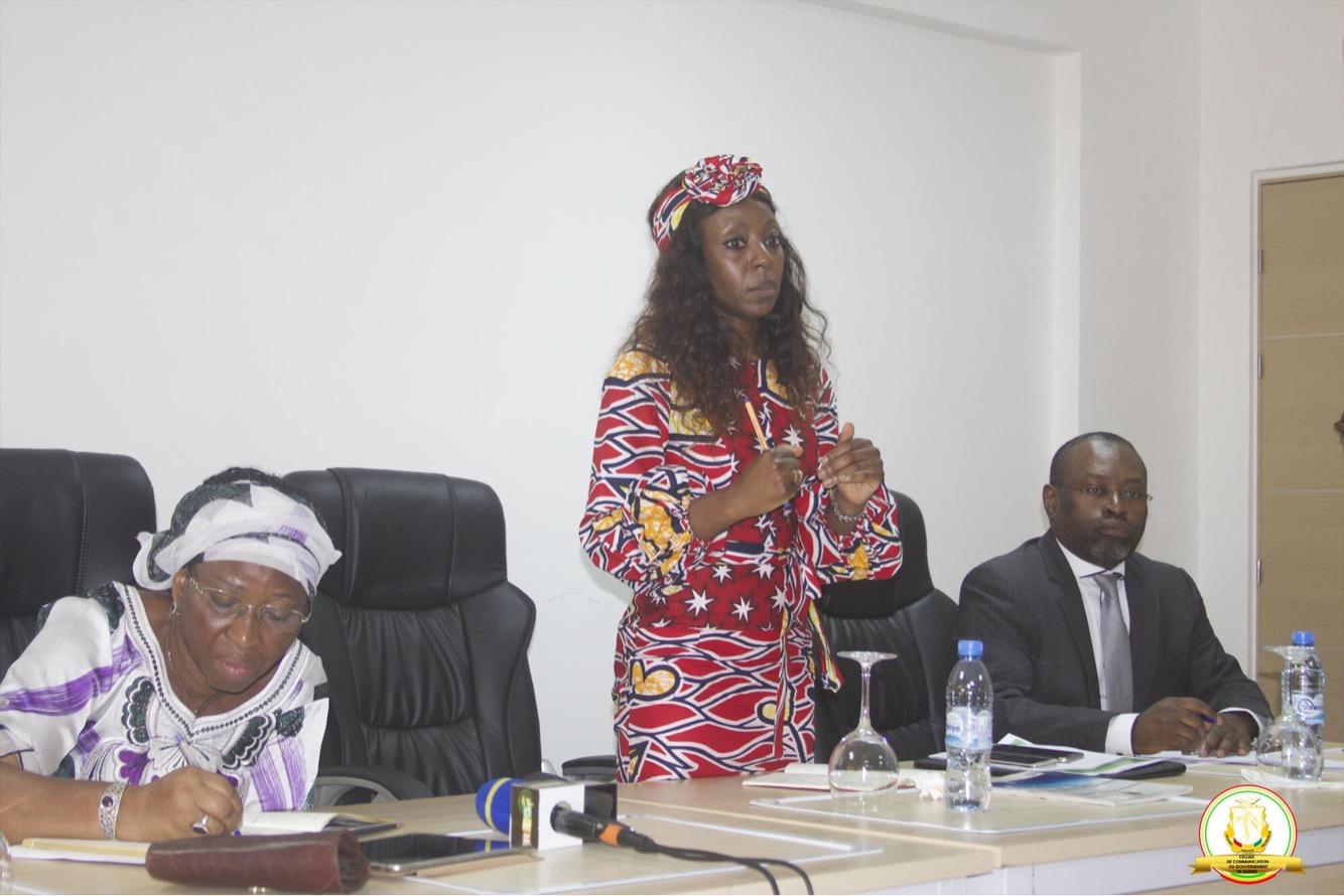 MEF – MALADO KABA : «LA BONNE GESTION DE L'ARGENT PUBLIC EST UNE CONDITION ESSENTIELLE DU DEVELOPPEMENT ECONOMIQUE ET DE LA CONSOLIDATION DE LA DEMOCRATIE.»