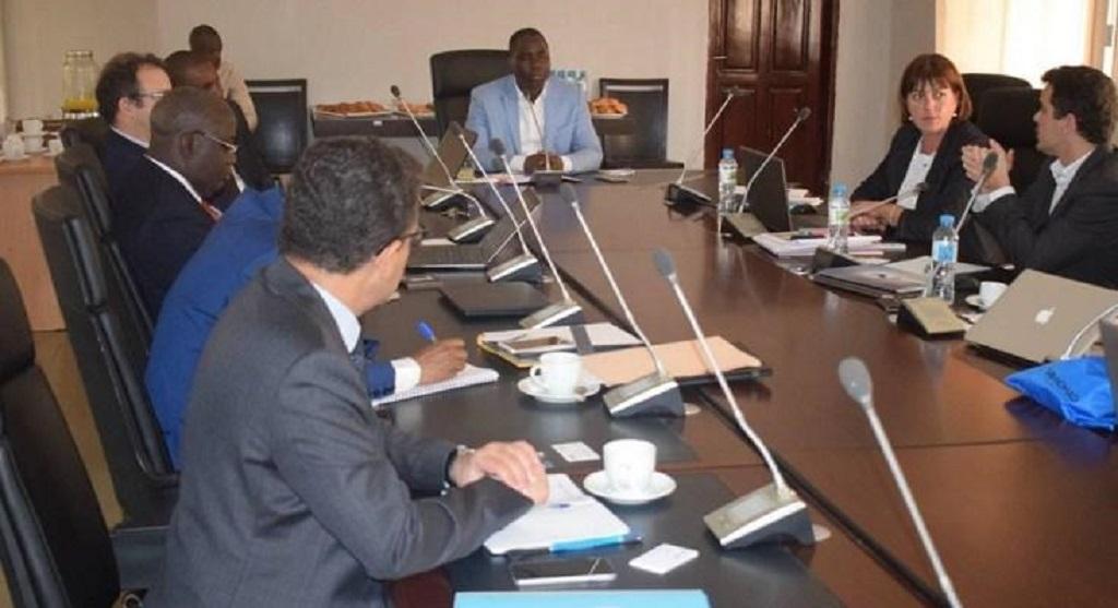 Communiqué de l'Office National des Pétroles relatif au lancement des travaux d'études de faisabilité pour la construction d'un dépôt pétrolier