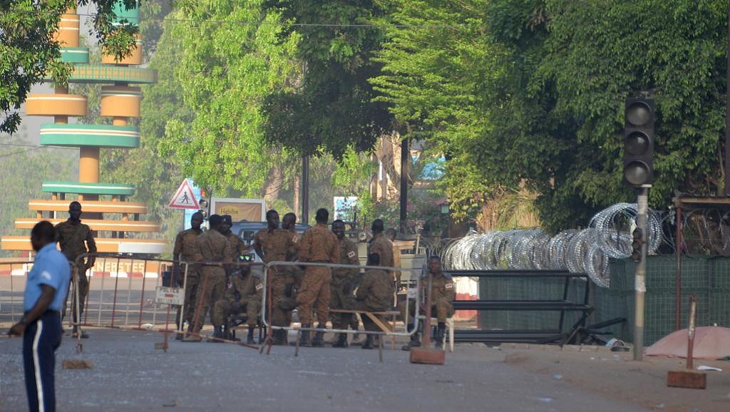 Attaque à Ouagadougou: les présidents du Niger et du Togo sont attendus dans la capitale burkinabè