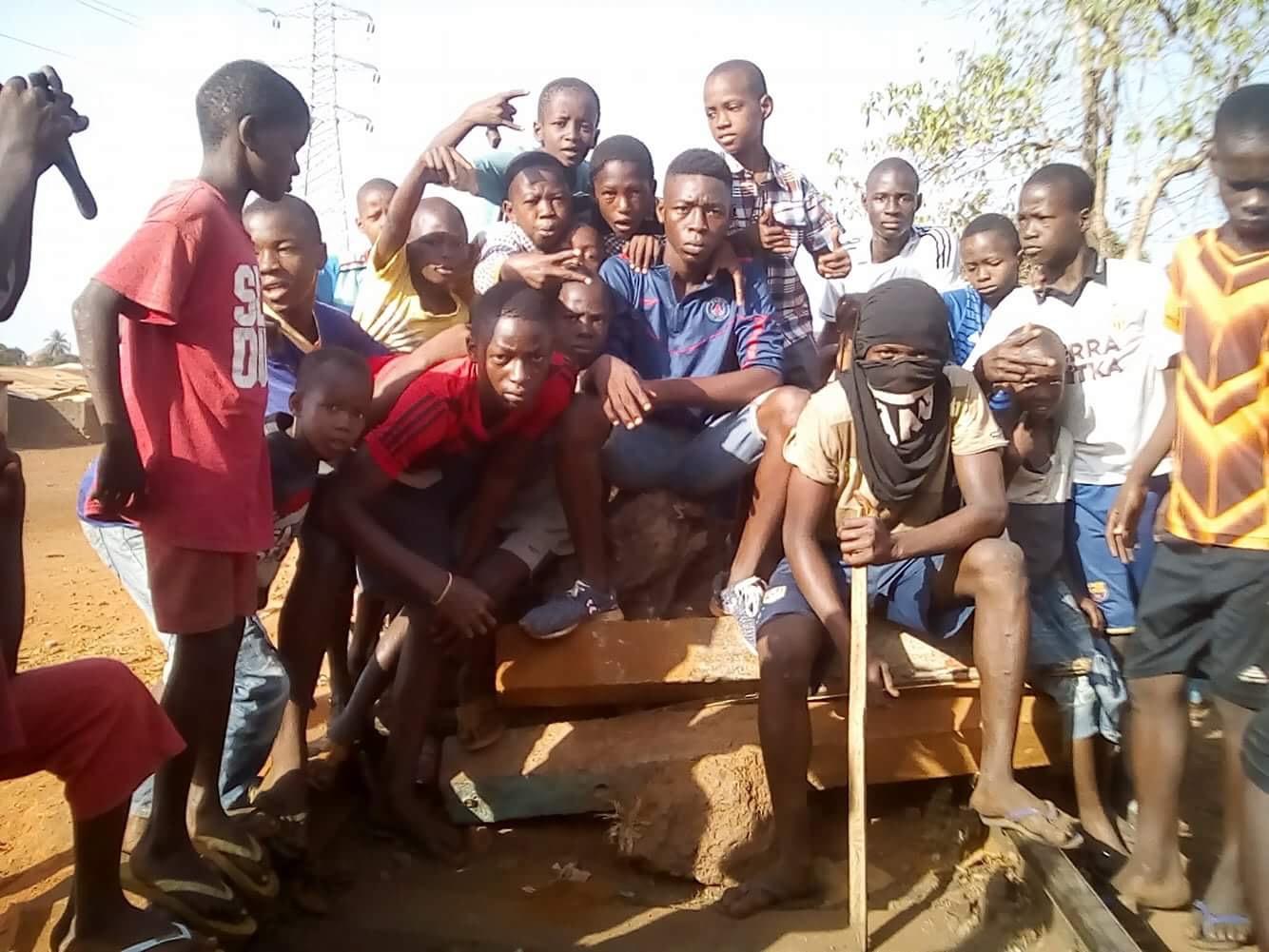 Guinée: fermeture des classes, colère des élèves.