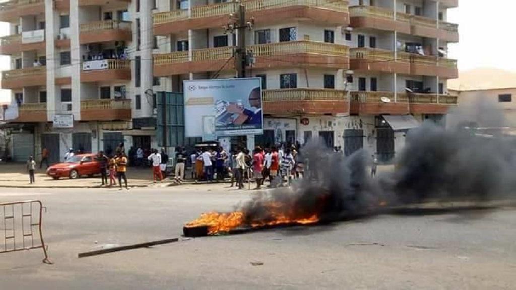 Guinée: l'opposition salue le succès de son opération «ville morte» à Conakry