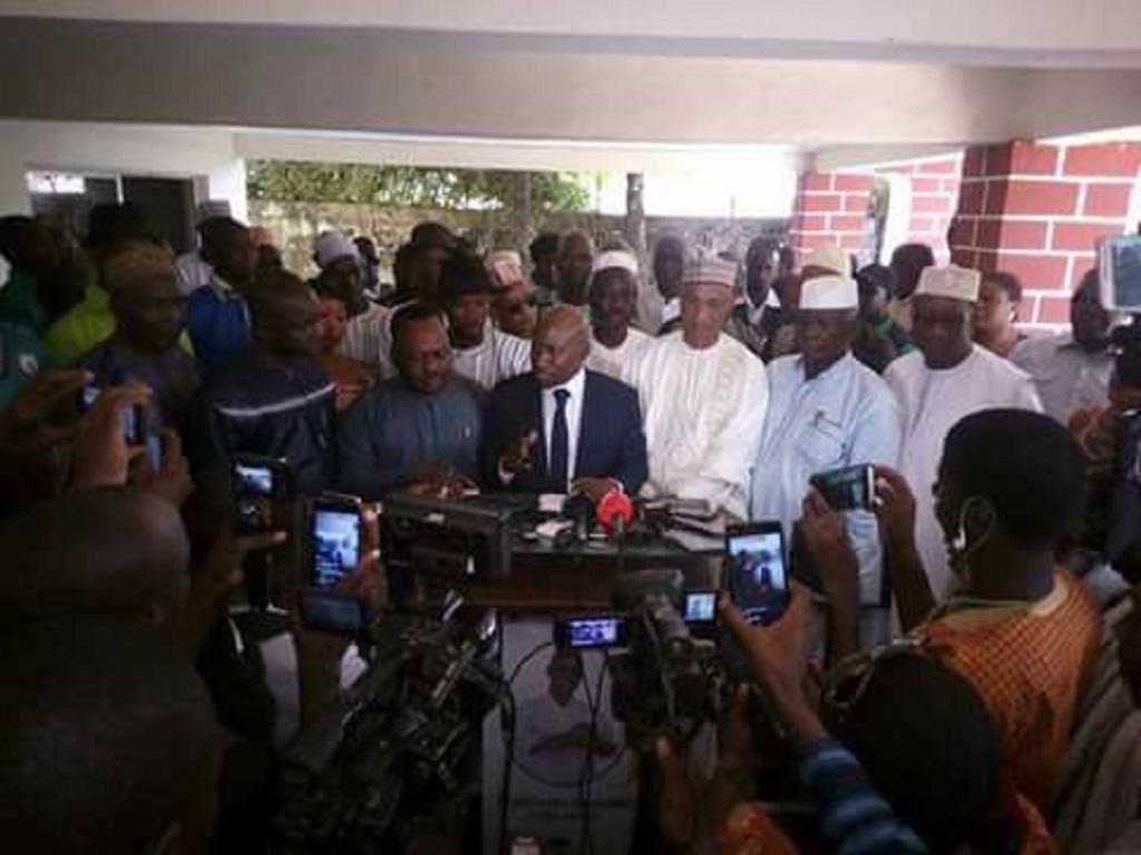 Guinée: l'opposition annonce une série de manifestations la semaine prochaine…