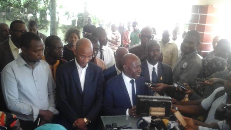 En Guinée, l'opposition suspend ses manifestations