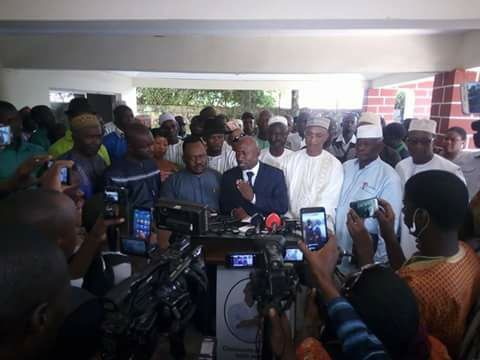 Manifestations de l'opposition en Guinée: voici le calendrier…