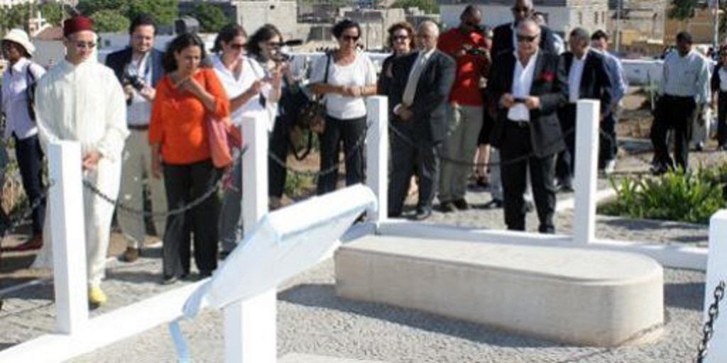 La contribution du Roi du Maroc à la réhabilitation des cimetières des juifs marocains  au Cap-Vert saluée par la communauté juive américaine