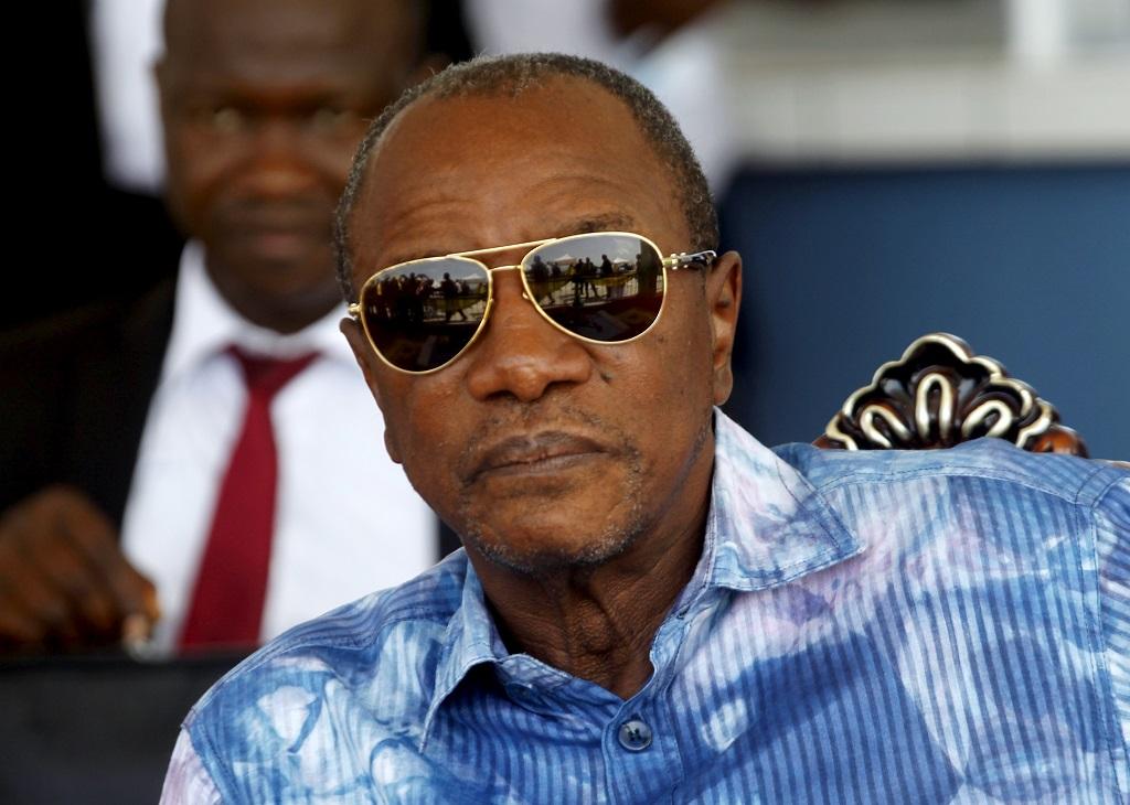 Alpha Condé: «Cellou Dalein n'a jamais évolué ailleurs qu'en Guinée et c'est lui ancien ministre pendant 15 ans de Lansana Conté qui veut me donner des leçons de démocratie …»