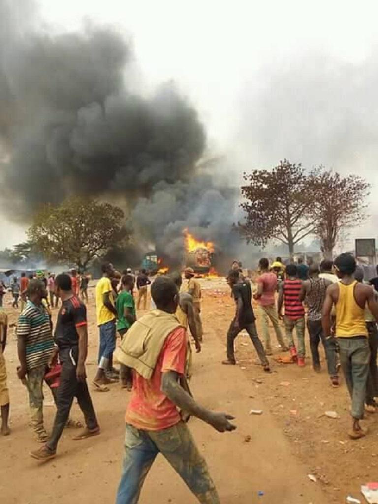 De nombreux blessés dans des affrontements à la frontière Guinée-Mali