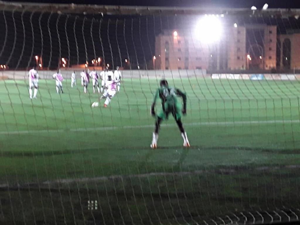 CAN U20: Le Syli National Junior de Football de Guinée à Nouakchott.