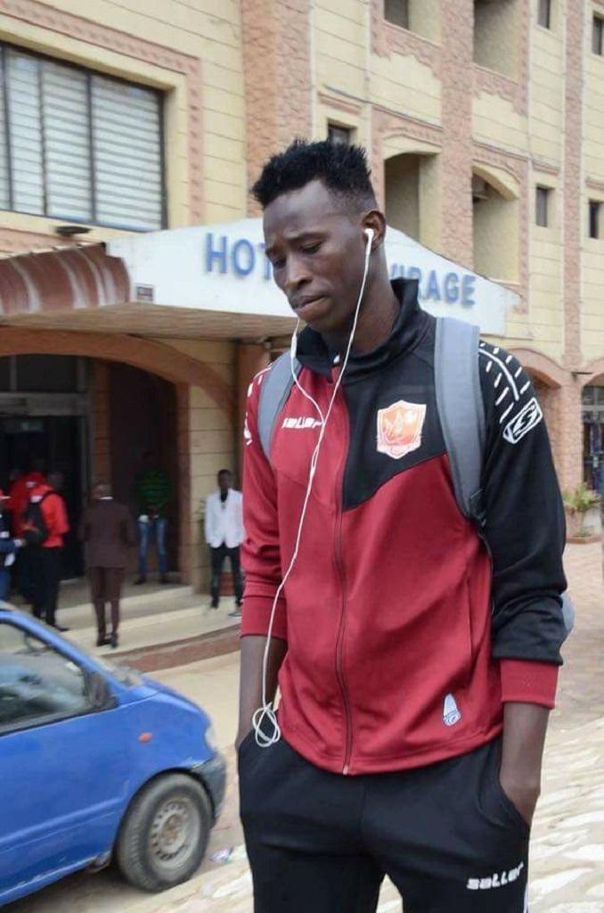 Horoya AC: Ibrahima Sory Sankhon signe son retour dans le groupe