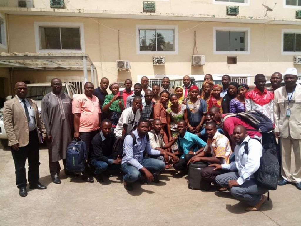 EBOLA : Des médecins guinéens déployés pour lutter contre l'épidémie à virus en RDC.