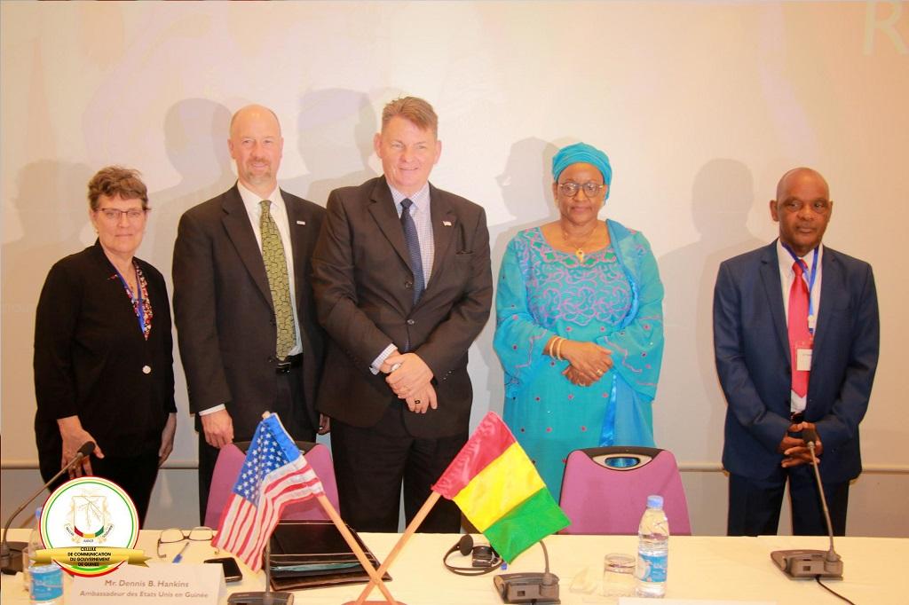 Le Gouvernement et ses partenaires au développement à pied d'œuvre pour la matérialisation du plan national de développement économique et social (PNDES)