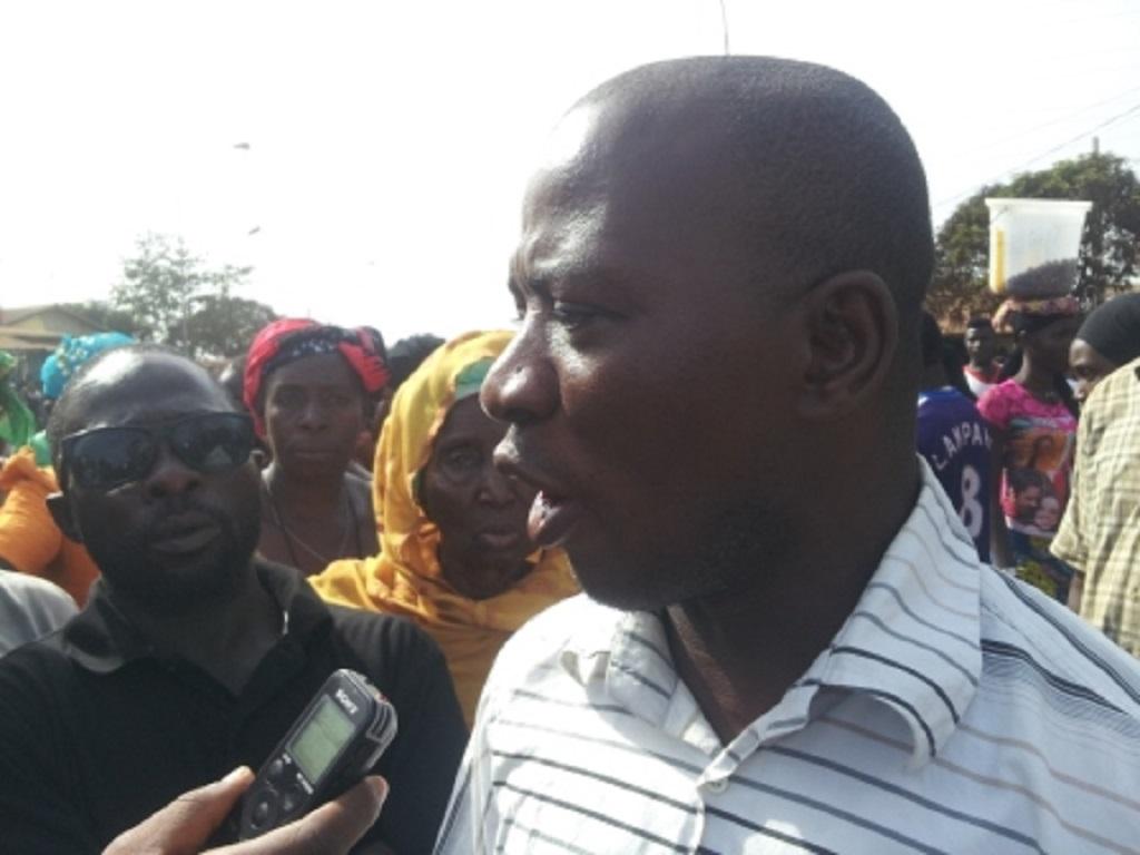 Issiaga Bangoura taxe les autorités de corrompues à grande échelle