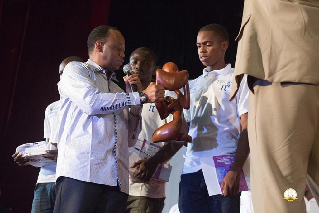 Clôture de la deuxième édition du Forum de l'Etudiant Guinéen: Mamady Youla invite les ministères en charge du secteur éducatif à pérenniser ce rendez-vous.