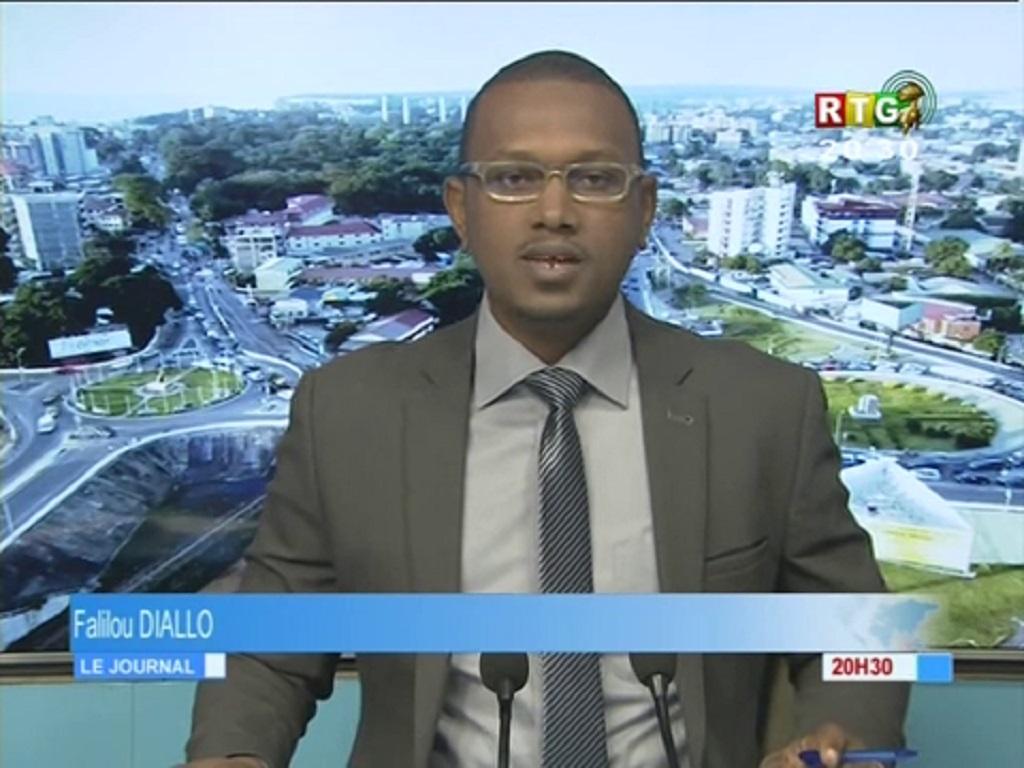 Le JT de la RTG Koloma du 12 mai 2018: PRAC à N'Zérékoré (édition 20h30mn)